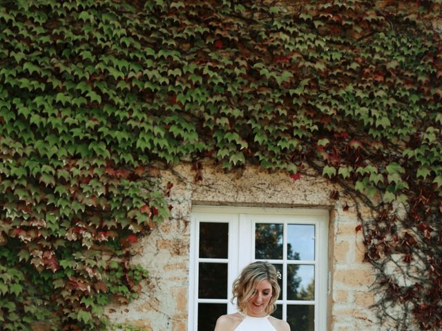 Le mariage de Ciara et Arnaud à Sarlat-la-Canéda, Dordogne 18
