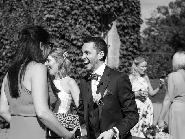 Le mariage de Ciara et Arnaud à Sarlat-la-Canéda, Dordogne 27