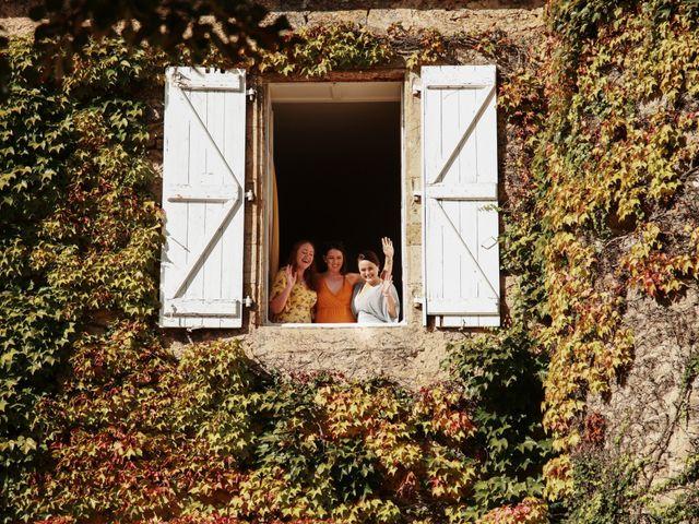 Le mariage de Ciara et Arnaud à Sarlat-la-Canéda, Dordogne 30