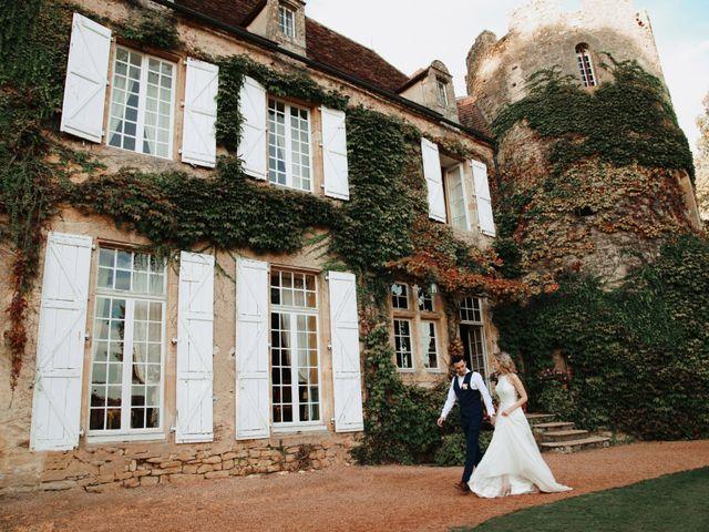 Le mariage de Ciara et Arnaud à Sarlat-la-Canéda, Dordogne 38