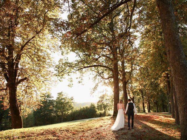 Le mariage de Ciara et Arnaud à Sarlat-la-Canéda, Dordogne 40