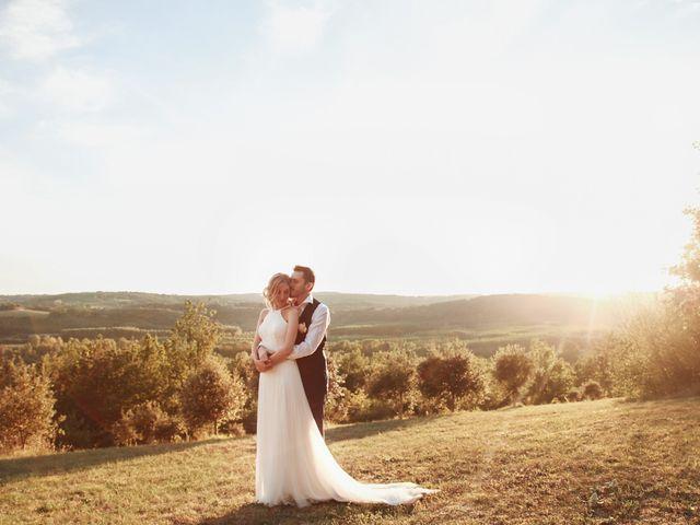 Le mariage de Ciara et Arnaud à Sarlat-la-Canéda, Dordogne 42