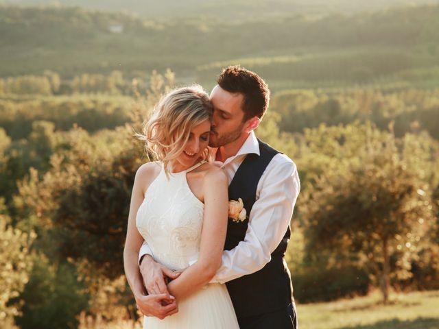 Le mariage de Ciara et Arnaud à Sarlat-la-Canéda, Dordogne 43