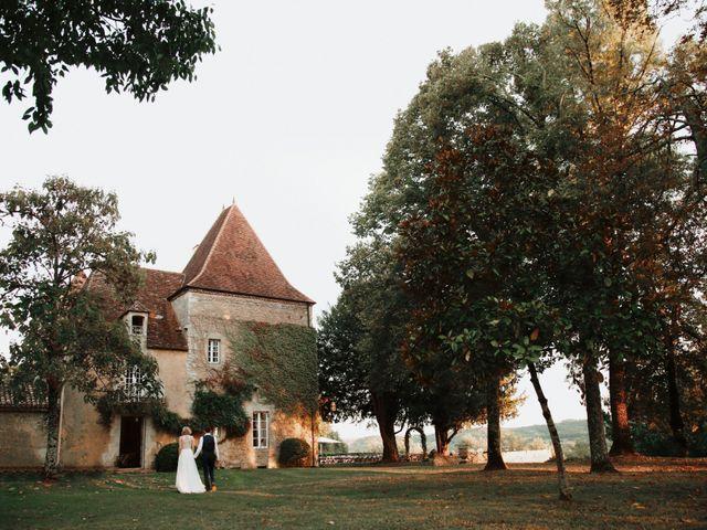 Le mariage de Ciara et Arnaud à Sarlat-la-Canéda, Dordogne 45