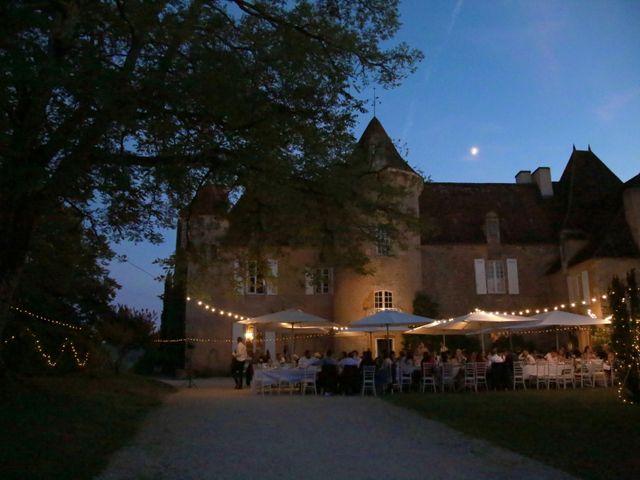 Le mariage de Ciara et Arnaud à Sarlat-la-Canéda, Dordogne 51