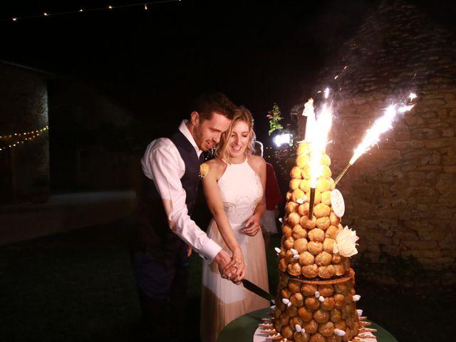 Le mariage de Ciara et Arnaud à Sarlat-la-Canéda, Dordogne 58