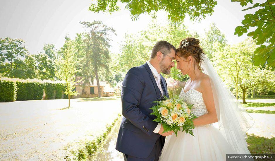 Le mariage de Cédric et Marie à Luzarches, Val-d'Oise