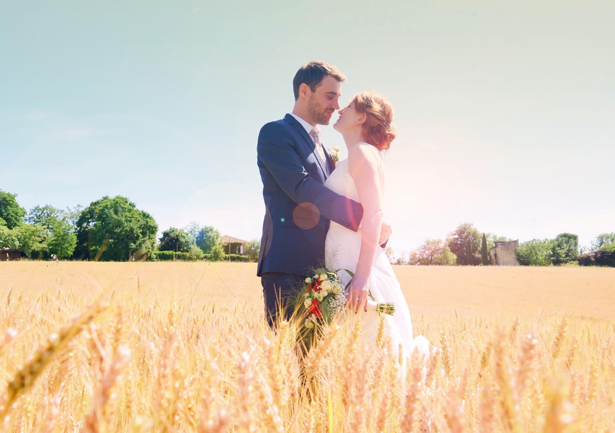 Le mariage de Mathieu et Sarah à Auch, Gers