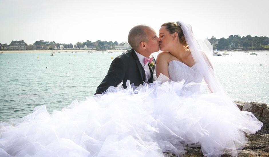 Le mariage de Allan et Elodie à Concarneau, Finistère