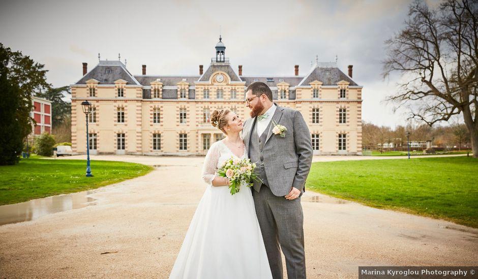 Le mariage de Jonathan et Laurie à Cesson, Seine-et-Marne