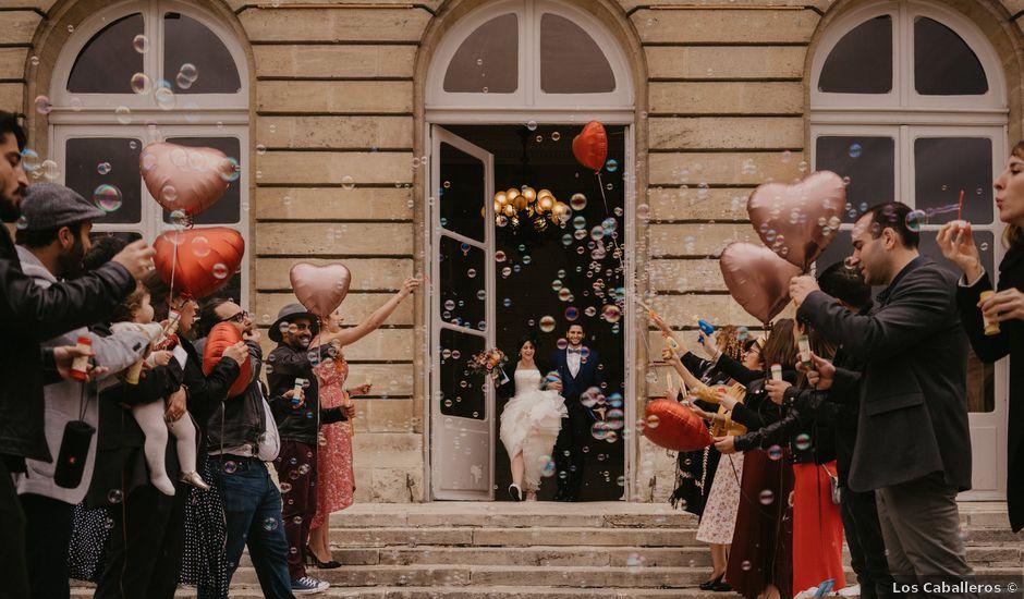 Le mariage de Kassem et Fabby à Bordeaux, Gironde