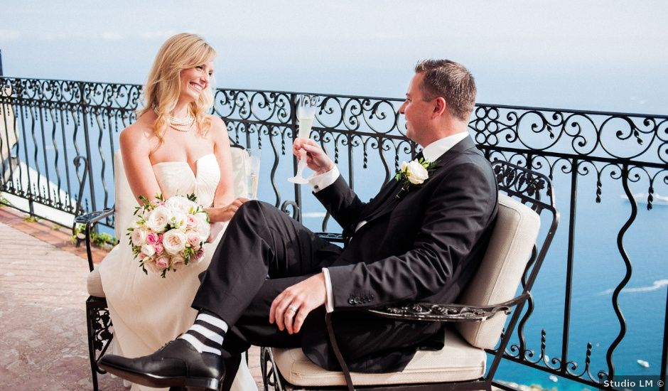 Le mariage de Christopher et Jessica à Éze, Alpes-Maritimes