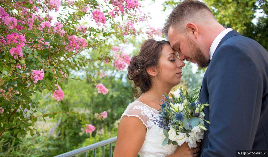 Le mariage de Thomas et Pauline à Hyères, Var