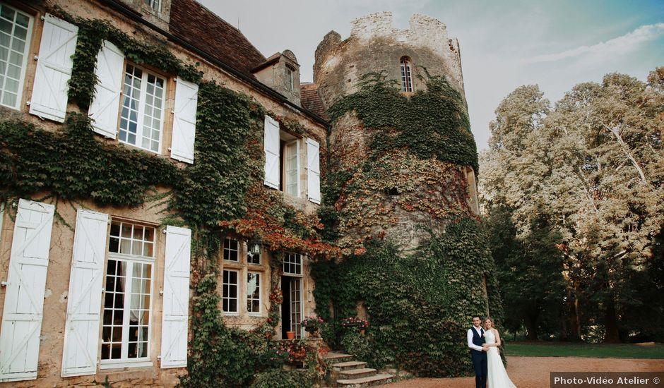 Le mariage de Ciara et Arnaud à Sarlat-la-Canéda, Dordogne