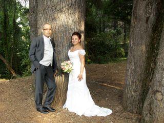 Le mariage de Djaïda et Dominique