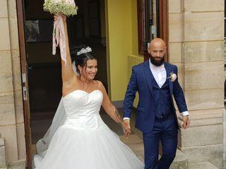 Le mariage de Lydie  et Xavier