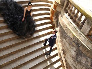 Le mariage de Myriam et Geoffrey 1