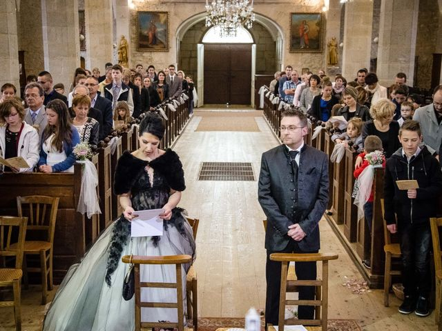 Le mariage de Fabrice et Laëtitia à Les Rousses, Jura 7