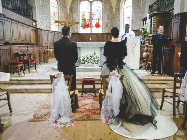 Le mariage de Fabrice et Laëtitia à Les Rousses, Jura 8