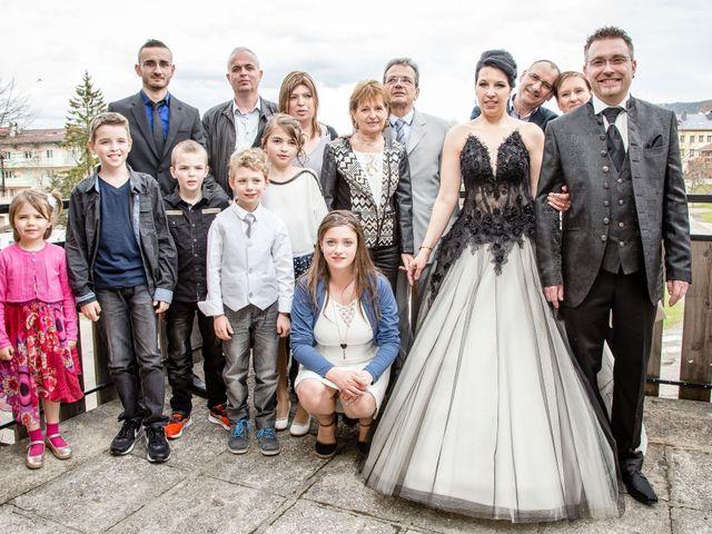 Le mariage de Fabrice et Laëtitia à Les Rousses, Jura 12
