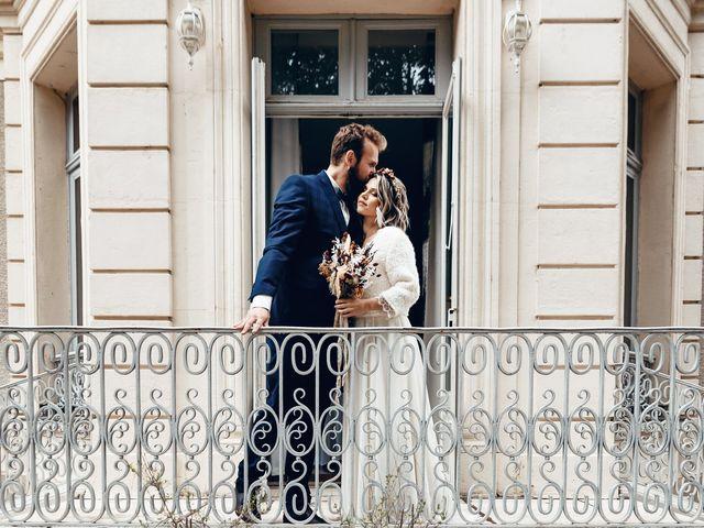 Le mariage de François et Elena à Geneuille, Doubs 11
