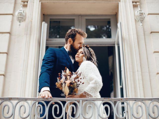 Le mariage de François et Elena à Geneuille, Doubs 13