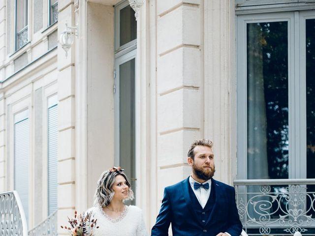 Le mariage de François et Elena à Geneuille, Doubs 14