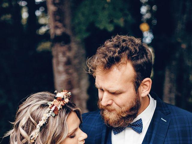 Le mariage de François et Elena à Geneuille, Doubs 21