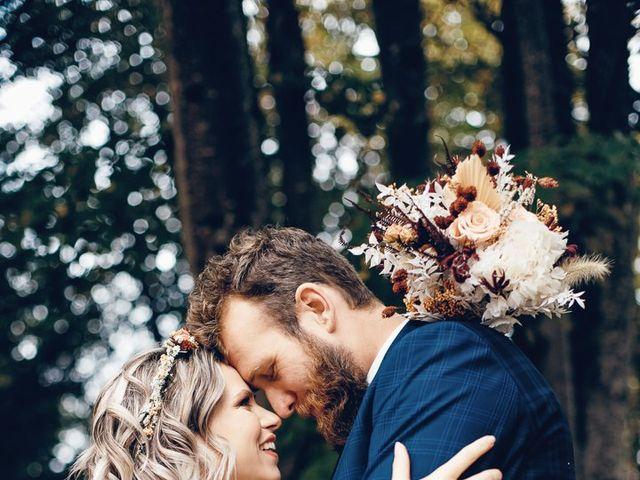 Le mariage de François et Elena à Geneuille, Doubs 22