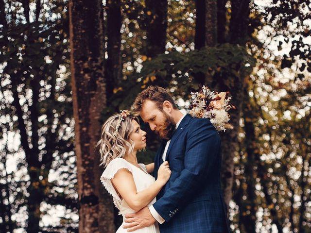 Le mariage de François et Elena à Geneuille, Doubs 23