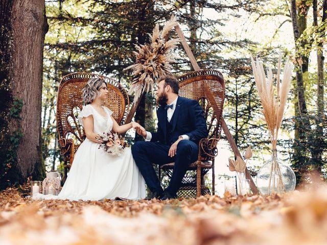 Le mariage de François et Elena à Geneuille, Doubs 24