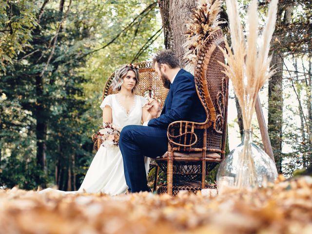 Le mariage de François et Elena à Geneuille, Doubs 25