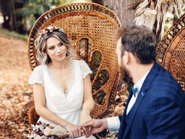 Le mariage de François et Elena à Geneuille, Doubs 26