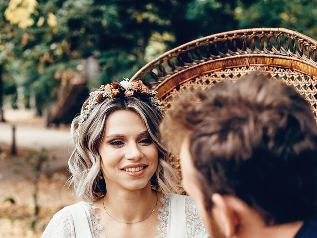 Le mariage de François et Elena à Geneuille, Doubs 28