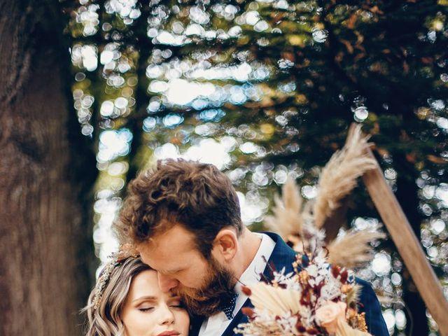 Le mariage de François et Elena à Geneuille, Doubs 35