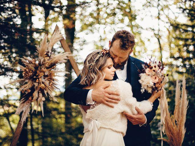 Le mariage de Elena et François