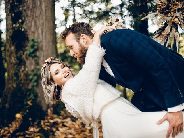 Le mariage de François et Elena à Geneuille, Doubs 37