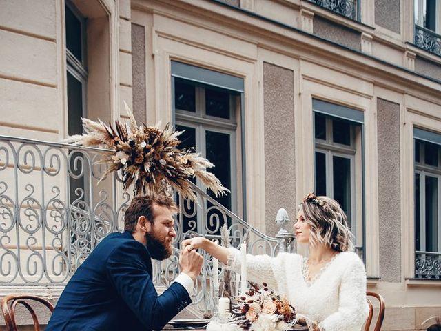 Le mariage de François et Elena à Geneuille, Doubs 42