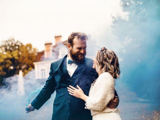 Le mariage de François et Elena à Geneuille, Doubs 45