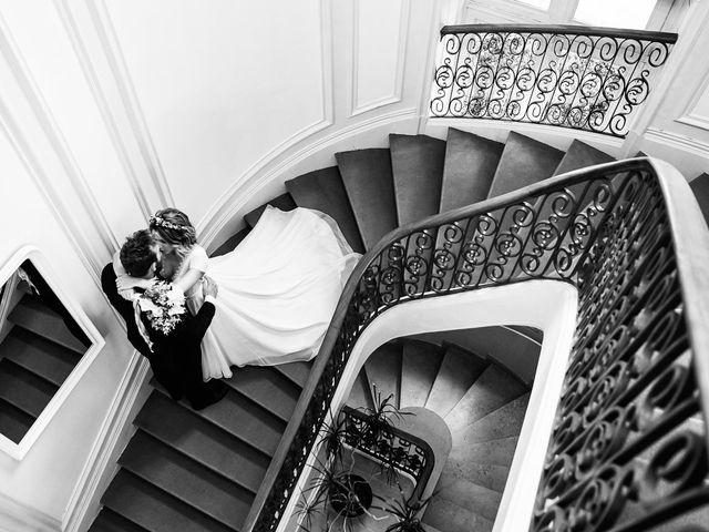 Le mariage de François et Elena à Geneuille, Doubs 50