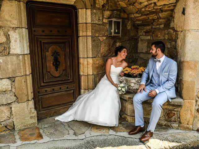 Le mariage de Hugo et Florence à Cournon-d'Auvergne, Puy-de-Dôme 34