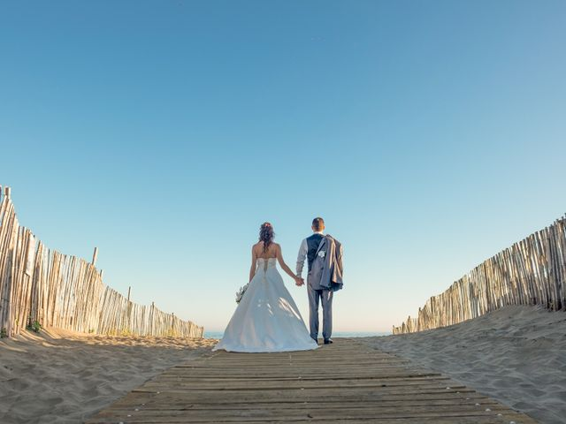 Le mariage de Nicolas et Christelle à Pierrelatte, Drôme 41