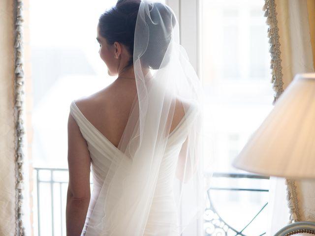 Le mariage de Jurg et Claudia à Paris, Paris 20