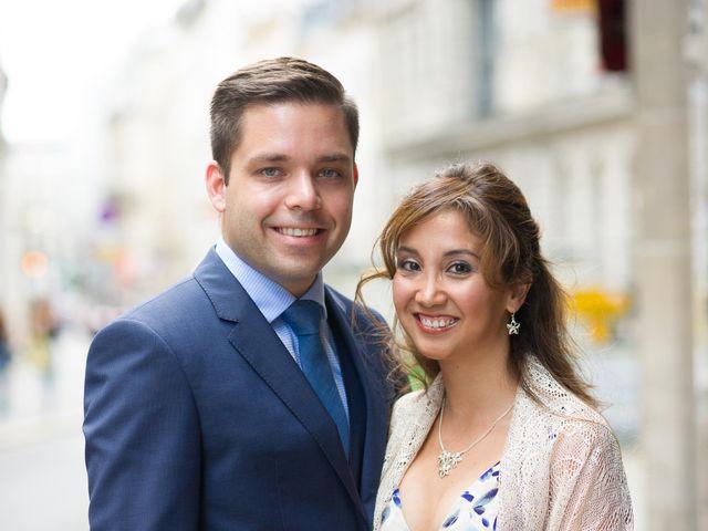 Le mariage de Jurg et Claudia à Paris, Paris 33