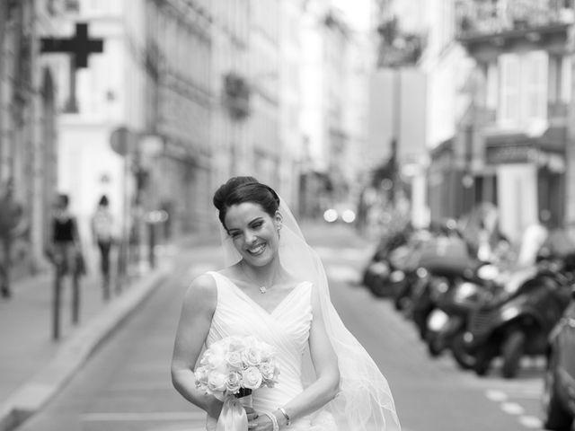 Le mariage de Jurg et Claudia à Paris, Paris 35