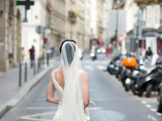 Le mariage de Jurg et Claudia à Paris, Paris 36
