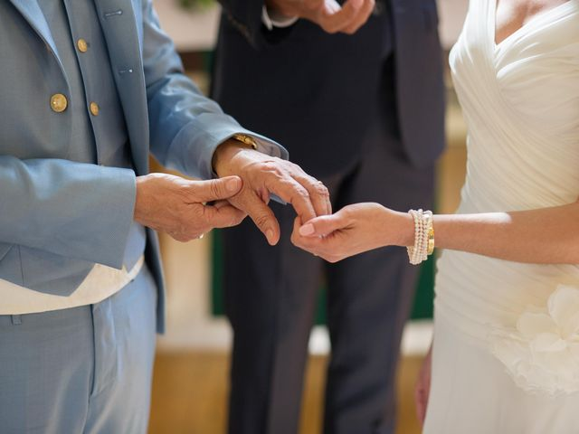 Le mariage de Jurg et Claudia à Paris, Paris 65