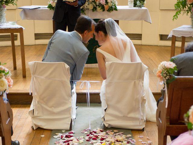 Le mariage de Jurg et Claudia à Paris, Paris 72