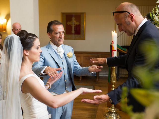 Le mariage de Jurg et Claudia à Paris, Paris 75