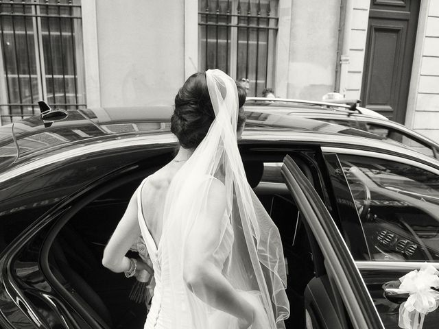 Le mariage de Jurg et Claudia à Paris, Paris 92